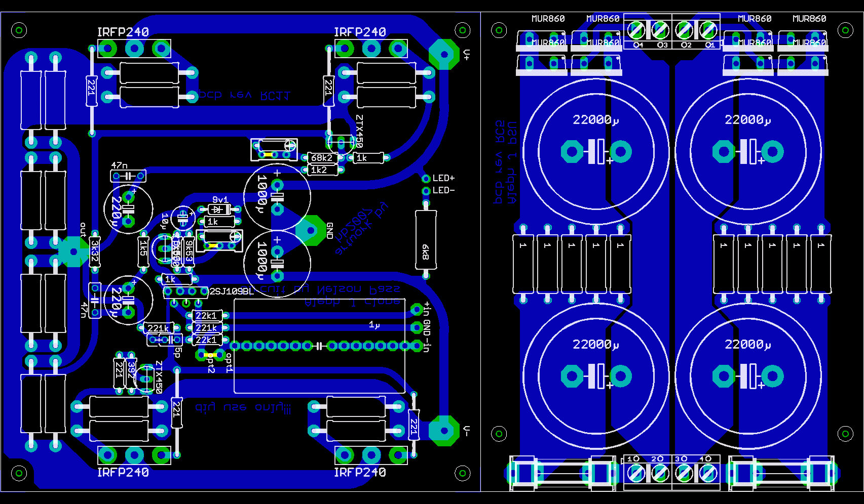 wittnet.de First Watt AlephJ PCB Values RC11